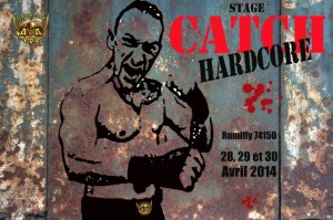 affiche_stage-catch hardcore_ecole_cours__eca_lyon_france_stephane_nogues_ivan_le_terrible_2
