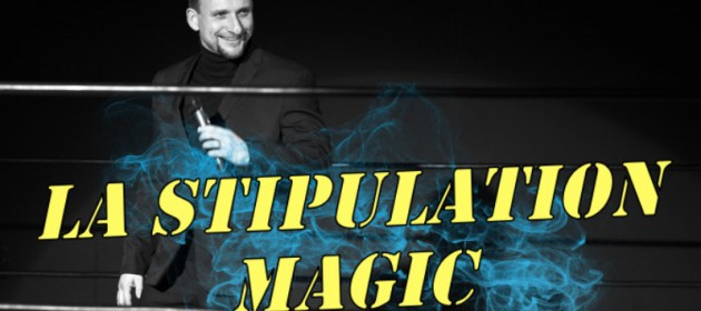 la stipulation magic_stephane nogues_promo_aya catch_promoteur_show de catch_thunderstorm